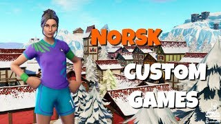 🔥 GIVEAWAY NEXT WEEK! 🔥//! Points//CREATOR CODE: Atle-VR//NORSK FORTNITE ❤️