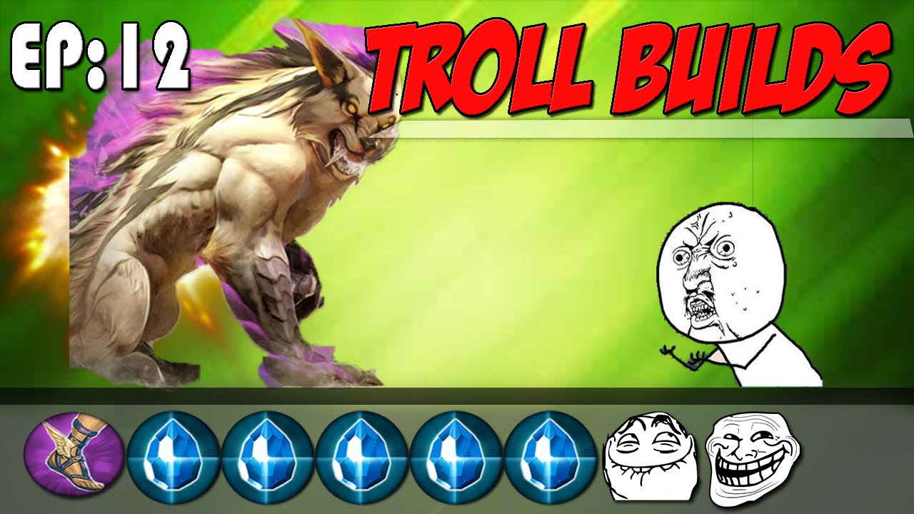 All shatterglass fortress build vaingloy troll build for Fortress build