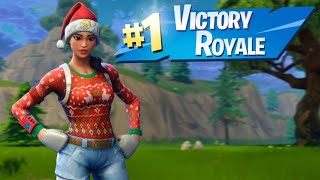 The * WEIRD * Christmas skins are back! Fortnite # 103