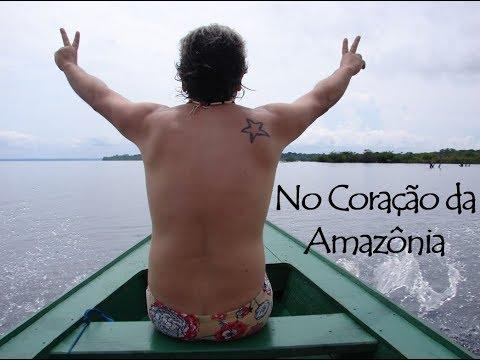 Garimpando com Marcelo Sampaio – No Coração da Amazônia – Episódio 1 Manaus