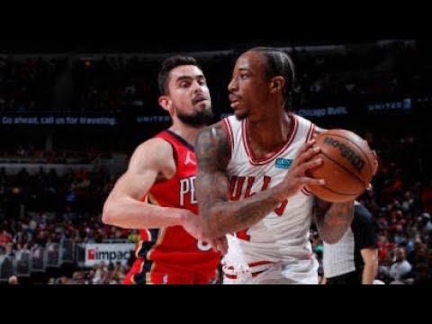 Download New Orleans Pelicans vs Chicago Bulls Full Game Highlights | October 22 | 2022 NBA Season