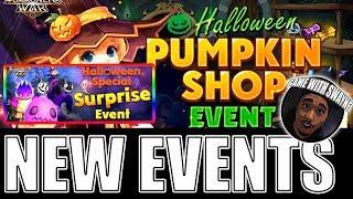 Summoners War : New Halloween Events