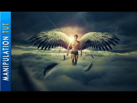 Wings - Photoshop Manipulation Tutorial
