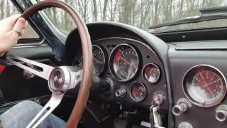 1966 Corvette Sting Ray 327 4-speed