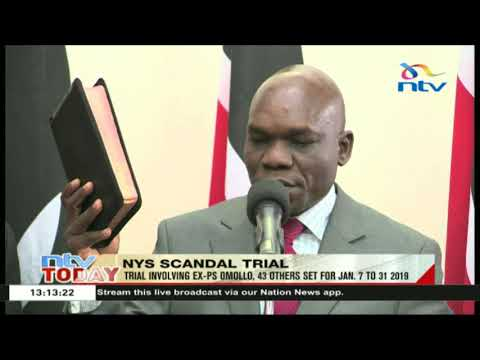 Court pushes NYS scandal trial to January 2019