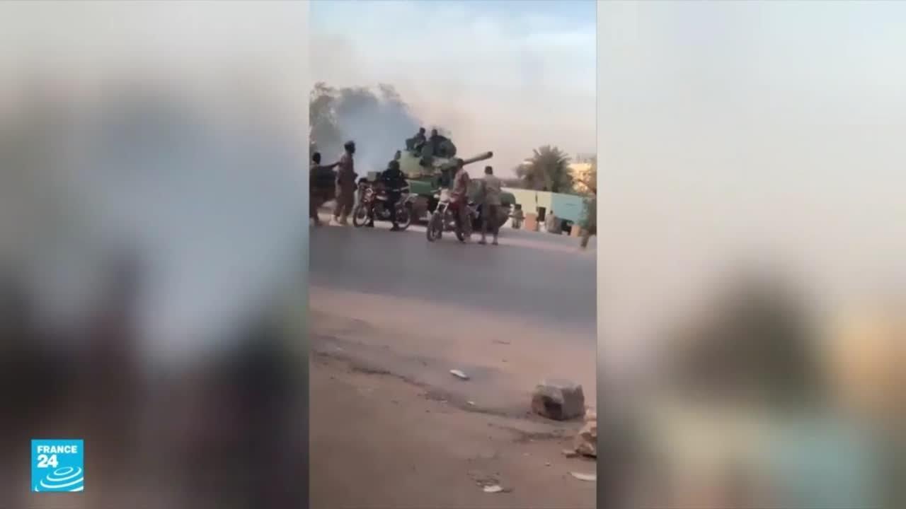 الإعلام الرسمي السوداني يعلن عن إحباط محاولة انقلابية
