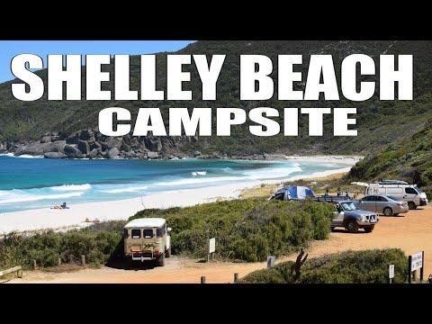 Shelley Beach Campsite - Western Australia