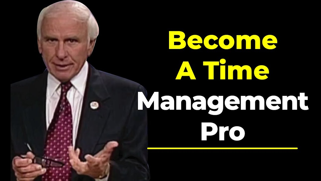 Download How To Manage Time   15 Time Management Tips - Jim Rohn