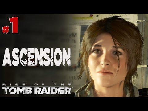 High să ne Jucăm: Rise of the Tomb Raider #1 - Ascension - [prezentare] [Xbox One]