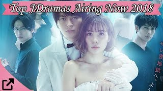 Top Japanese Dramas Airing Now 2018 (#02)