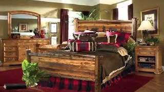 Rustic Bedroom Furniture Design Ideas