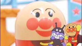 アンパンマン おもちゃアニメ それいけ!コロロンパーク のぼってジャンプだ!アスレチック 歌 テレビ thumbnail