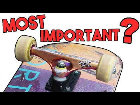 THE MOST IMPORTANT PART OF YOUR SKATEBOARD (Most Skaters Don't Know)