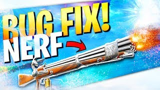 *BUG FIX AKA THE NERF* Do You Still Need The Bundlebuss? | Update 8.30 | Fortnite Save The World