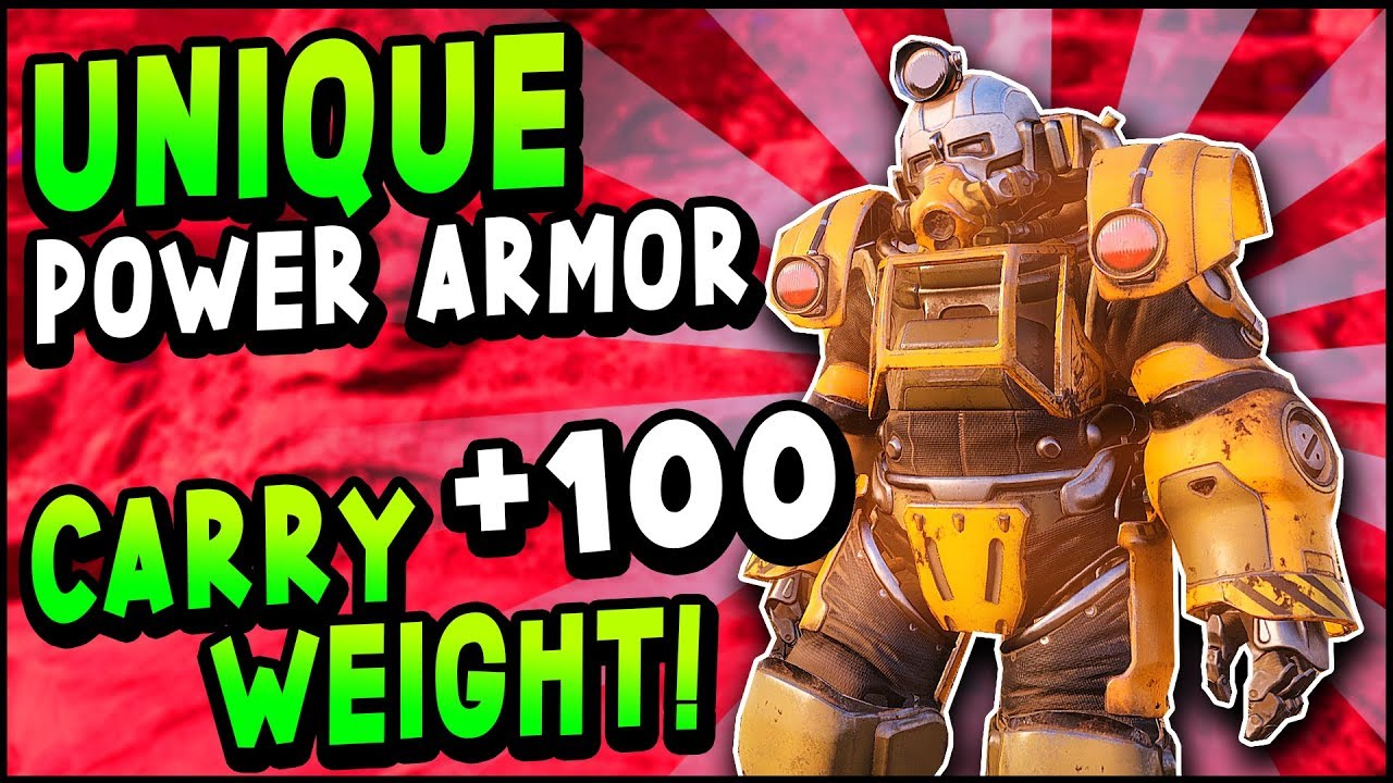 Tips: Ways To Get Fallout 76 Excavator Power Armor And More