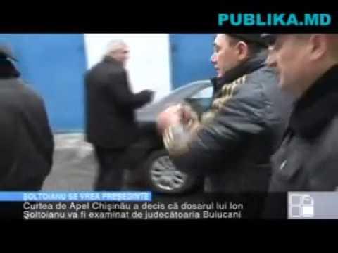 Ion Şoltoianu, acuzat de omorul unui fost poliţist, se vrea şef de stat