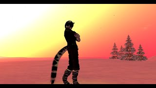 Second Life - Furry [Обучение #1]