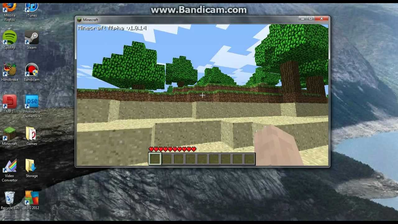 minecraft alpha download gratis