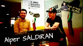Alper Saldıran | Beyaz Odadan Hikayeler | Kürk Mantolu Madonna | Deniz Ali Tatar'la 6.Seans