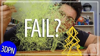 Failure is Not an Option - Makers Muse Lattice Tree & Impossible Tree