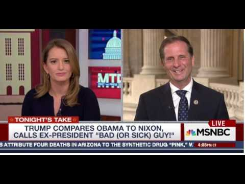 GOP Congressman Gets Destroyed By Katy Tur While Lying To Protect Trump