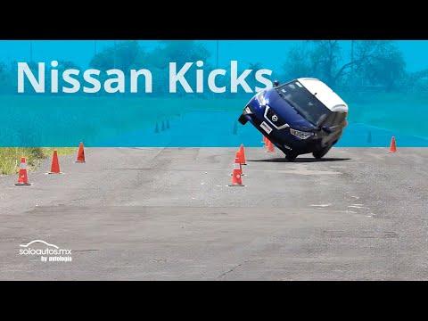 Nissan Kicks - Test Técnico - Alto riesgo de volcadura