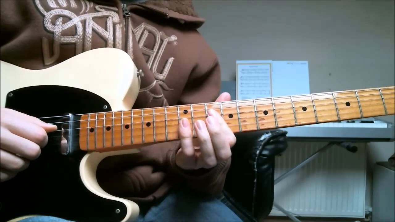 Jazz Guitar Chords How To Play Drop 2 And 3 Chords On Guitar Part