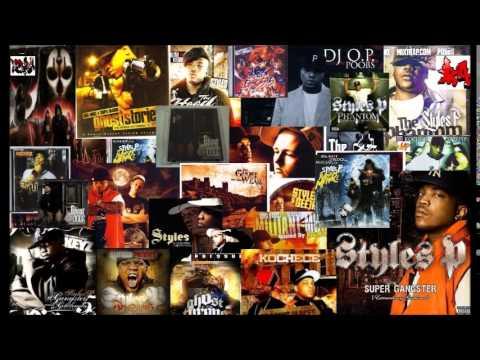 Styles P - The Art of War Mixtape