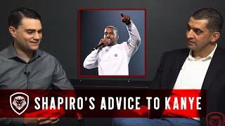 Ben Shapiro's Advice to Kanye West- #KanyeCon