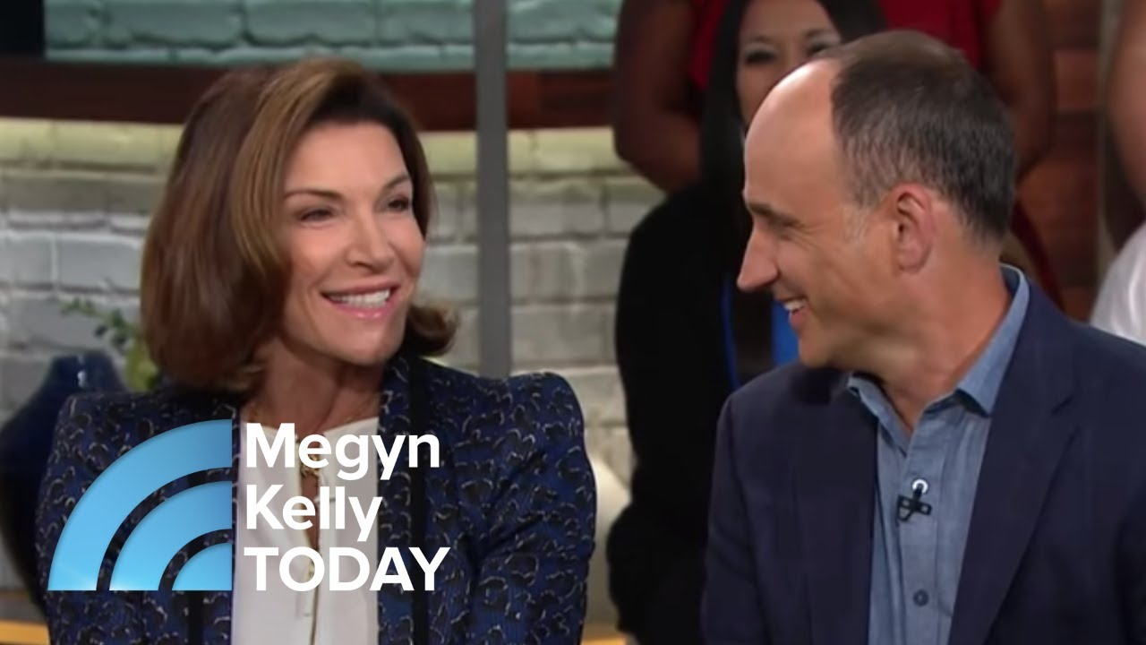 Love It Or List It Couple Joins Megyn Kelly Today To Share Home Decor Tips Megyn Kelly Today Youtube
