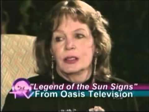 Astrological Author Linda Goodman