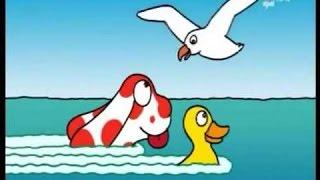 LA PIMPA [ITALIANO] - La Pimpa e Olivia Paperina al Mare [Episodio Completo - Cartoni Animati]