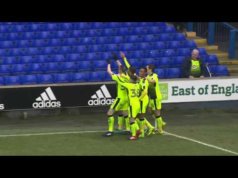 Ipswich v Reading