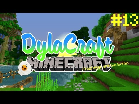 """DylaCraft! """"Iron All Around Baby"""" Ep.13✞"""