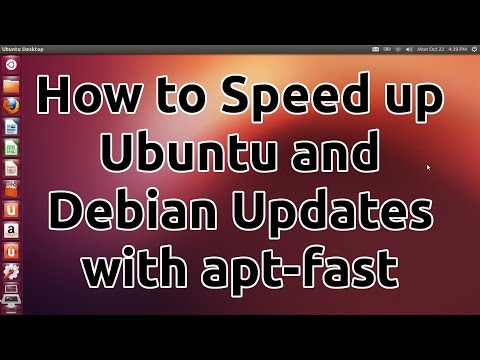 How to Speed up Ubuntu and Debian Updates with apt-fast