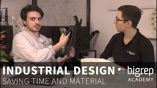 How to Design for Large-Format (Part 1): Saving Material on Industrial Parts - BigRep Academy