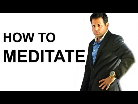 How to Meditate properly (Kriya Yoga) Steve Jobs