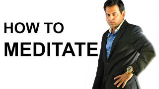 How to Meditate properly (Kriya Yoga) Steve Jobs' Secret to Success