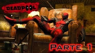 Deadpool (Masacre) Walkthrough Parte 1 - Español