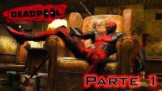 Deadpool (Masacre) Walkthrough Parte 1 - Español