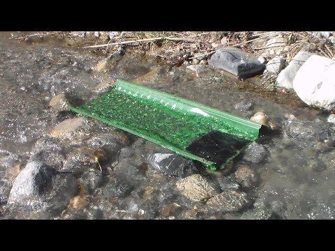Prospecting For GOLD San Gabriel River