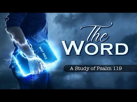 The Word – Part 1 – Pastor Raymond Woodward