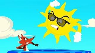 Eena Meena Deeka | Summer Heat | Funny Cartoon Compilation | Cartoons for Children