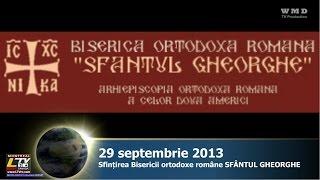 2013-09-23 Sfintirea Bisericii Ortodoxe Romane Sfantul Gheorghe din St. Hubert
