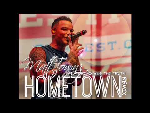 Kane Brown - Hometown (COUNTRY RAP REMIX) Matt Townz (feat. Will The Truth)