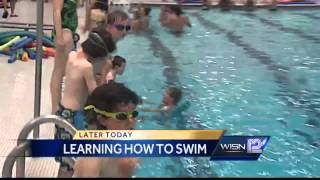 Red Cross campaign urges pool, swimming safety