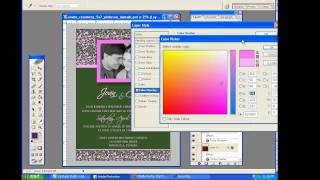 Wedding Invitation Photoshop Tutorial - PSD - Do it yourself wedding invitations