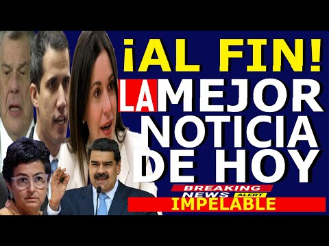🔴HACE 5 MINUTOS, MARIA CORINA MACHADO - GUAIDO HOY - GOBIERNO ESPAÑOL ANUNCIA - URGENTE COMUNICADO