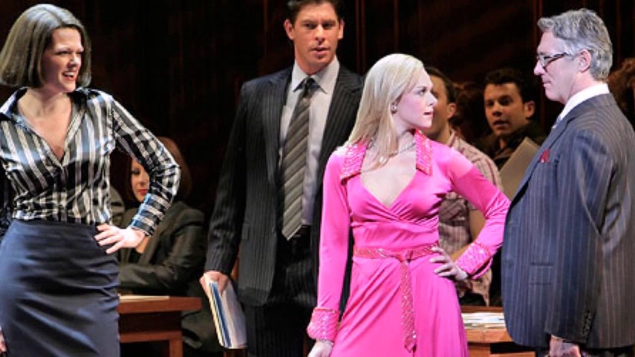 That legally blonde the musica