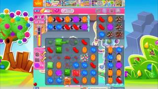 Candy Crush Saga Level 1212 (No Boosters)